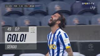 GOLO! FC Porto, Sérgio aos 49', FC Porto 1-0 Santa Clara