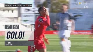 GOLO! Gil Vicente FC, Lino aos 26', Portimonense 1-1 Gil Vicente FC