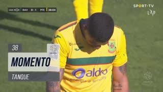 FC P.Ferreira, Jogada, Tanque aos 38'