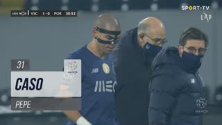 FC Porto, Caso, Pepe aos 31'