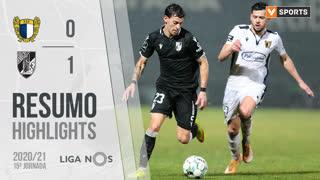 I Liga (15ªJ): Resumo FC Famalicão 0-1 Vitória SC