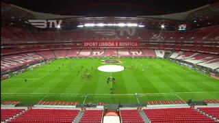 SL Benfica x Vitória SC: Confere aqui a constituição das equipas!