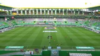 Sporting CP x FC Famalicão: Confere aqui a constituição das equipas!