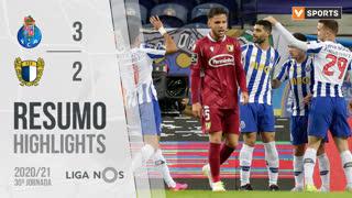 Liga NOS (30ªJ): Resumo FC Porto 3-2 FC Famalicão