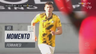 Moreirense FC, Jogada, Ferraresi aos 83'