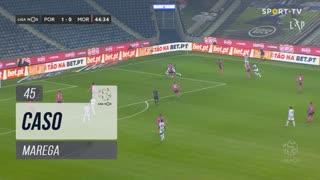 FC Porto, Caso, Marega aos 45'