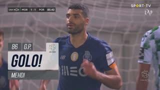 GOLO! FC Porto, Mehdi aos 86', Moreirense FC 1-1 FC Porto