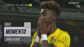 FC P.Ferreira, Jogada, João Pedro aos 90'+2'
