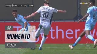 FC Famalicão, Jogada, Kraev aos 52'