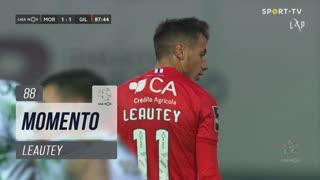 Gil Vicente FC, Jogada, Leautey aos 88'