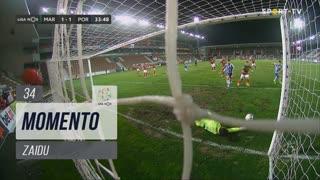 FC Porto, Jogada, Zaidu aos 34'