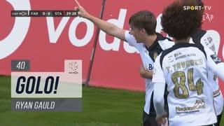 GOLO! SC Farense, Ryan Gauld aos 40', SC Farense 1-0 Santa Clara