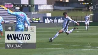 FC Famalicão, Jogada, Iván Jaime aos 76'