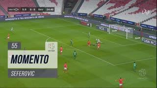 SL Benfica, Jogada, Seferovic aos 55'