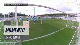 Moreirense FC, Jogada, David Simão aos 8'