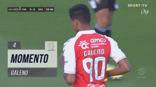 SC Braga, Jogada, Galeno aos 4'