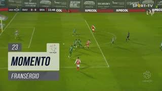 SC Braga, Jogada, Fransérgio aos 23'