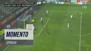 SC Braga, Jogada, Sporar aos 49'