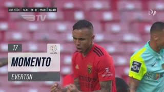 SL Benfica, Jogada, Everton aos 17'
