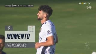 FC Famalicão, Jogada, Ivo Rodrigues aos 6'