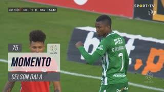 Rio Ave FC, Jogada, Gelson Dala aos 75'
