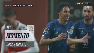 Gil Vicente FC, Jogada, Lucas Mineiro aos 90'