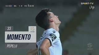 Vitória SC, Jogada, Pepelu aos 33'