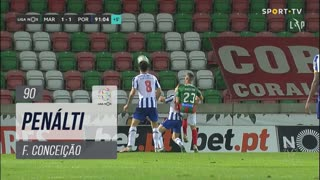FC Porto, Penálti, F. Conceição aos 90'