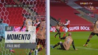 SC Braga, Jogada, Paulinho aos 84'