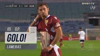 GOLO! FC Famalicão, Lameiras aos 65', SC Farense 2-1 FC Famalicão