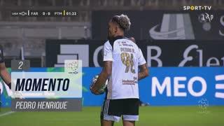 SC Farense, Jogada, Pedro Henrique aos 2'