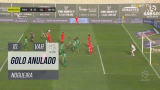 Gil Vicente FC, Golo Anulado, Nogueira aos 10'