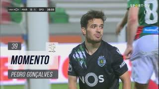 Sporting CP, Jogada, Pedro Gonçalves aos 39'