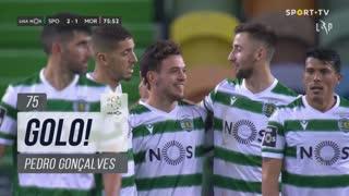 GOLO! Sporting CP, Pedro Gonçalves aos 75', Sporting CP 2-1 Moreirense FC