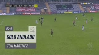 FC Porto, Golo Anulado, Toni Martínez aos 90'+6'