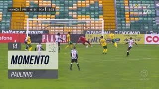 Boavista FC, Jogada, Paulinho aos 14'