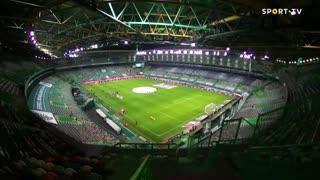 Sporting CP x Moreirense FC: Confere aqui a constituição das equipas!