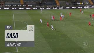 SL Benfica, Caso, Seferovic aos 88'