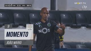 Sporting CP, Jogada, João Mário aos 9'