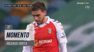 SC Braga, Jogada, Ricardo Horta aos 32'