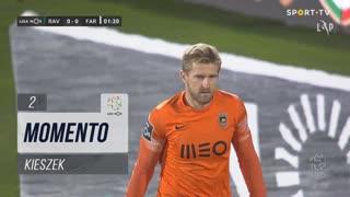 Rio Ave FC, Jogada, Kieszek aos 2'