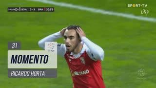SC Braga, Jogada, Ricardo Horta aos 31'
