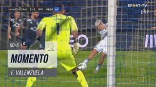 FC Famalicão, Jogada, F. Valenzuela aos 90'+6'