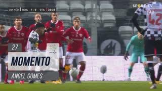 Boavista FC, Jogada, Angel Gomes aos 27'