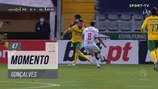 Gil Vicente FC, Jogada, Gonçalves aos 47'