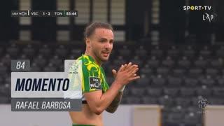 CD Tondela, Jogada, Rafael Barbosa aos 84'