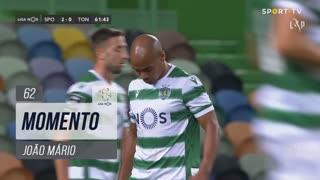 Sporting CP, Jogada, João Mário aos 62'