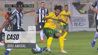 FC P.Ferreira, Caso, João Amaral aos 42'