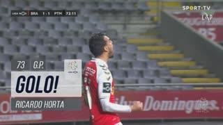 GOLO! SC Braga, Ricardo Horta aos 73', SC Braga 2-1 Portimonense