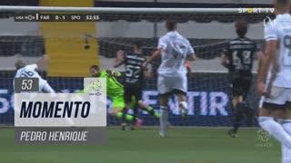 SC Farense, Jogada, Pedro Henrique aos 53'